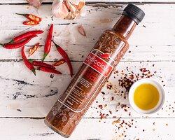 Our famous Per-Peri sauce.