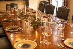 Private Dining in the Darwin Room