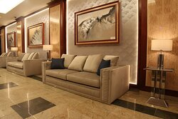 Our foyer and ground floor hallways provides beautiful interior and an excellent resting area