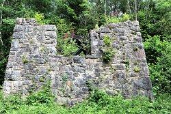 10.  Llanymynech Limeworks Heritage Area, Llanymynech;  The English Brake Drum House