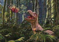 Dino Movie 7d-Parco Giurassico