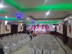 Hotel ss exotica Motihari bihar,  banquet hall