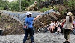 Jurassic live show-Sicilia in miniatura-zafferana etnea