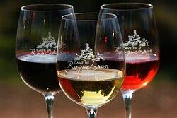Vin Rouge, Blanc et Rosé