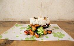 Rice Burger Teryaki