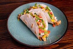 Surcheros Chicken Tacos