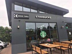 .3  Starbucks, Hereford Road, Shrewsbury