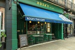 Rosa's Thai Greenwich exterior