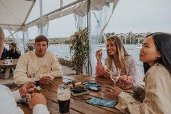 The Working Boat Pub Mar-Quay 2021