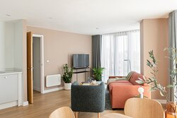 Two Bedroom Apartment - Lounge