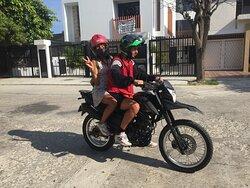 Emprendiendo una nueva aventura con Motorent Santa Marta!