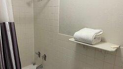 One towel