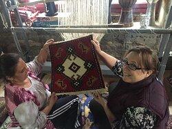 Carpet weaving week
