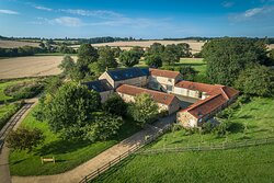 Come home to yourself at beautiful Homefield Grange, set in 23 acres of natural countryside.