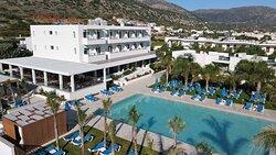 Main pool - main building