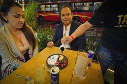 Restaurante para disfrutar en pareja