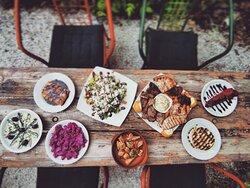 Το φαγητό μας