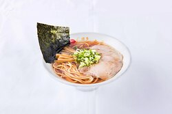 Shoyu ramen Classic and traditional Shoyu flavor