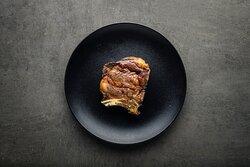 Ojo de bife con hueso dry age beef 450gr