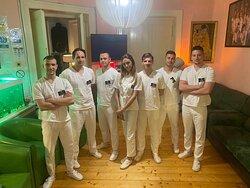 25 maserki i masera trenutno u timu Ekselencije masaže Beograd!