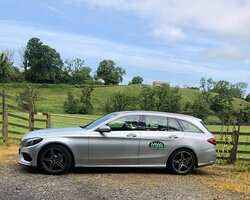 Travel into the countryside.... Travel in comfort with MMA Transfers