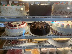 luscious looking cakes