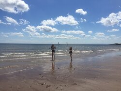 Monifieth Beach