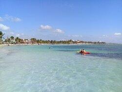 Playa Mahahual
