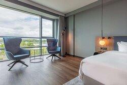 Premium room with harbor view