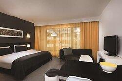 adina apartment hotel hackescher markt studio apartment bedroom