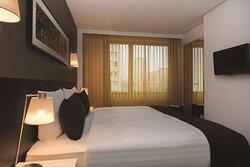 adina apartment hotel hackescher markt two bedroom apartment master bedroom