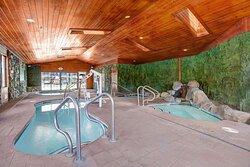 Motel Ukiah pool