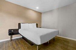 Motel Ukiah single king deluxe