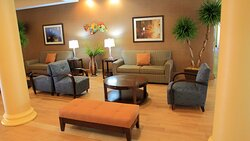 Read a book or use the FREE WIFI! Bossier City Holiday Inn Express