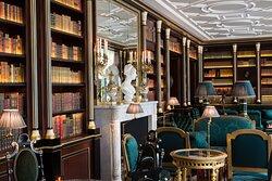 Library Duc De Morny