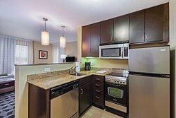One-Bedroom Suite Kitchen