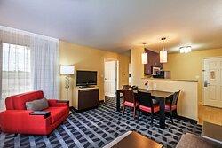 Two-Bedroom Suite- Bedroom