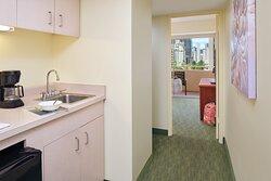 1 Bedroom Studio Kitchenette - 1