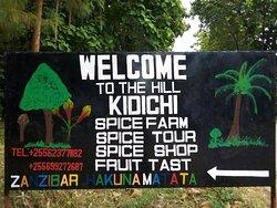 Welcometo the Hill Kidichi spice farm