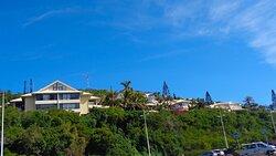 🌴⚇ Promenade Pierre-Vernier  ⚆🌴⚇  Nouméa Waterfront