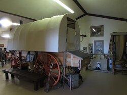 sheep hearder's wagon