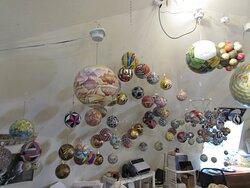 spheres everywhere
