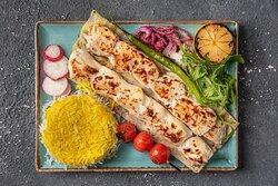 Kebab Tikka Masti (Chicken)
