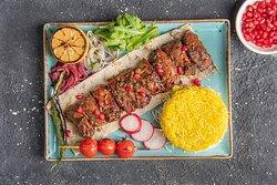Torsh Chicken Kebab