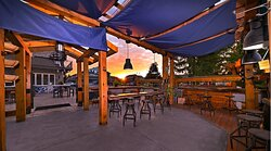 A View of our Large Patio