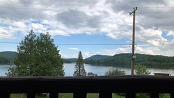 A relaxing stay nestled in a beautiful part of the Laurentians