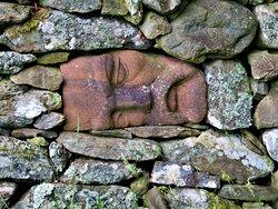 dry stone sleeping