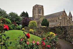 7.  Mount St Bernard Abbey, Coalville, Leicestershire