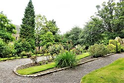 10.  Mount St Bernard Abbey, Coalville, Leicestershire