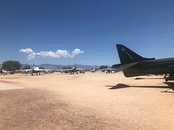 Huge property, planes as far as the eye can see